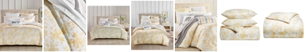 Charter Club CLOSEOUT! Watercolor Leaf Bedding Collection, Created for Macy's