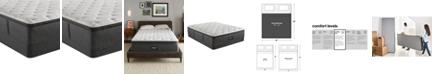 """Beautyrest BRS900-C-TSS 16.5"""" Medium Firm Pillow Top Mattress Set - King, Created for Macy's"""