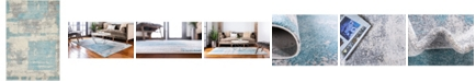 Bridgeport Home Wisdom Wis4 Ivory 4' x 6' Area Rug