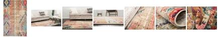 Bridgeport Home CLOSEOUT! Arcata Arc5 Multi 5' x 8' Area Rug