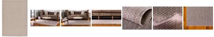 "Bridgeport Home Pashio Pas6 Beige 8' x 11' 4"" Area Rug"