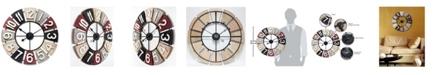 Infinity Instruments Indoor Wall Clock