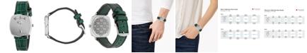 Gucci Grip Green Alligator Leather Strap Watch 35mm