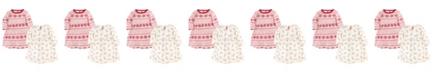 Hudson Baby Girl Long Sleeve Dress 2 Pack