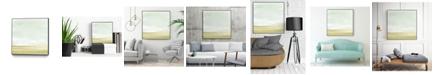"Giant Art 20"" x 20"" Intangible Horizon II Art Block Framed Canvas"