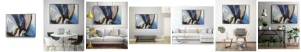 """Giant Art 32"""" x 24"""" Motives Art Block Framed Canvas"""