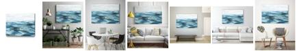 """Giant Art 20"""" x 16"""" Oceanic II Museum Mounted Canvas Print"""