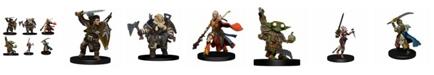 WizKids Games Pathfinder Battles - Iconic Heroes Evolved Figures Set - 6 Pack