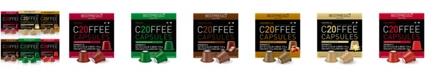 Bestpresso Coffee Tropical Variety Pack 120 Capsules per Pack