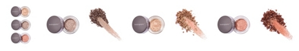Bodyography Glitter Pigment Eyeshadow Trio