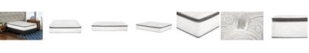"Primo International Primo Berri 12"" Pocket Coil Lumber Gel Cushion Firm Mattress - Twin"
