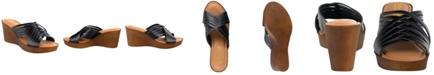 Bella Vita Cat-Italy Women's Wedge Sandals