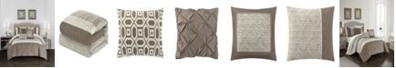 Chic Home Imani 6 Piece Comforter Set, Queen