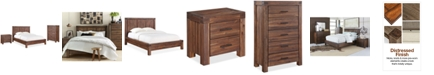 Furniture Avondale Full 3-Pc. Platform Bedroom Set (Bed, Nightstand & Chest)
