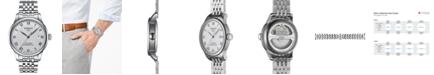 Tissot Men's Swiss Le Locle Stainless Steel Bracelet Watch 39mm