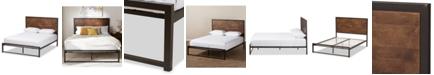 Furniture Delroi Queen Bed