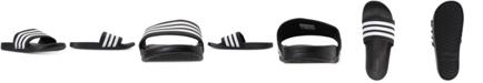 adidas Women's adilette Cloudfoam Plus Slide Sandals from Finish Line
