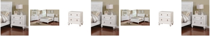 Furniture of America Appell Transitional Nightstand