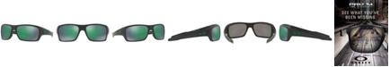 Oakley Polarized Turbine Prizm Polarized Sunglasses , 0OO9263-45