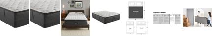 """Beautyrest BRS900-C-TSS 16.5"""" Plush Pillow Top Mattress Set - King, Created for Macy's"""