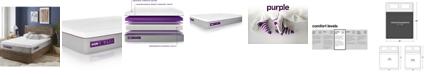 "Purple .3 Hybrid Premier 12"" Mattress - California King"