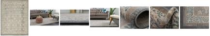 Bridgeport Home Bellmere Bel3 Gray 10' x 13' Area Rug