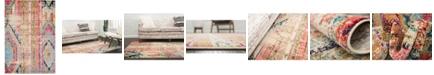 Bridgeport Home CLOSEOUT! Arcata Arc5 Multi 6' x 9' Area Rug