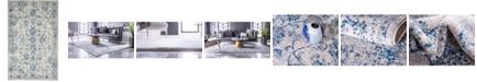 Bridgeport Home Wisdom Wis6 Beige 5' x 8' Area Rug