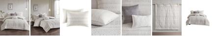 Urban Habitat Lizbeth 5-Pc. Cotton Clip Jacquard Bedding Sets