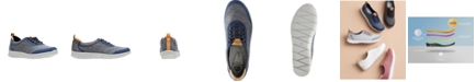 Clarks Collection Women's Cloudsteppers Step Allena Bay Sneakers