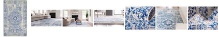 Bridgeport Home Wisdom Wis3 Ivory 5' x 8' Area Rug