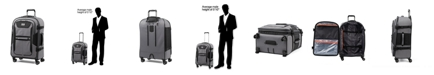 """Travelpro Bold™ 26"""" Softside Check-In Spinner"""