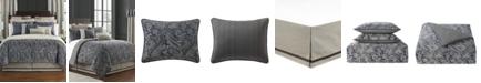 Waterford Danehill Reversible King 4 Piece Comforter Set