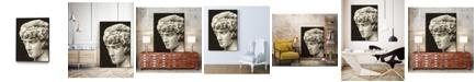 "Giant Art 14"" x 11"" Roman Relic I Art Block Framed Canvas"