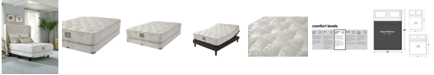 "Hotel Collection Classic by Shifman Charlotte 14"" Luxury Cushion Firm Mattress Set - Queen, Created for Macy's"