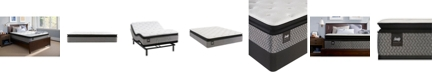 """Sealy Essentials Coral 13"""" Plush Euro Pillow Top Mattress Collection"""
