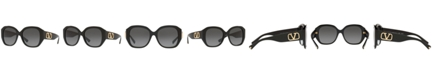 Valentino Women's Polarized Sunglasses, 0VA4079