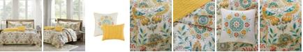 Intelligent Design Nina 5-Pc. Full/Queen Coverlet Set