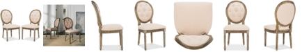 Safavieh Claudius Side Chair (Set Of 2)