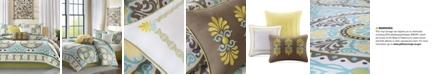 Madison Park Samara 7-Pc. California King Comforter Set