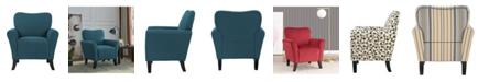 Handy Living Sean Linen  Chair