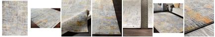 "Surya Liverpool LVP-2303 Charcoal 3'11"" x 5'7"" Area Rug"