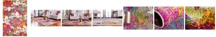 Bridgeport Home Pari Par6 Multi 4' x 6' Area Rug