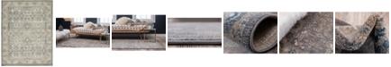 Bridgeport Home Bellmere Bel6 Gray 10' x 13' Area Rug