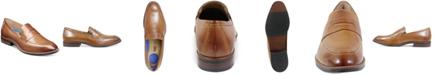 Nunn Bush Men's Fifth Avenue Moc-Toe Slip-On Loafers