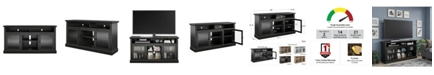 "A Design Studio Schroeder Creek TV Stand for TVs up to 65"""