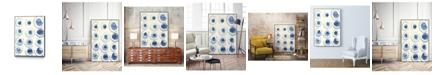 "Giant Art 24"" x 18"" Macrame II Art Block Framed Canvas"