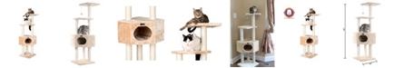 Armarkat 3 Tier Cat Tree, Armarkat Scratch Furniture