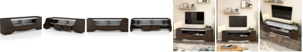 Furniture of America Teastra Floadting TV Stand
