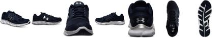 Under Armour Men's Micro G Assert V Running Sneakers from Finish Line
